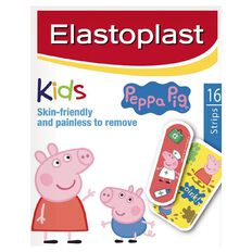 Peppa Pig Elastoplast Character Strips 16s