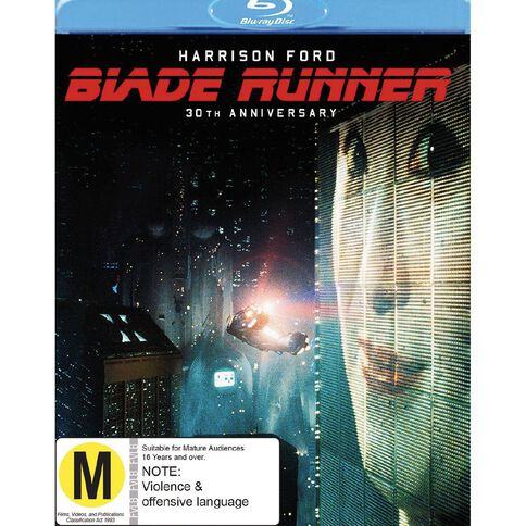 Bladerunner Blu-ray 1Disc