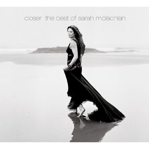 Closer The Best Of CD by Sarah Mclachlan 1Disc