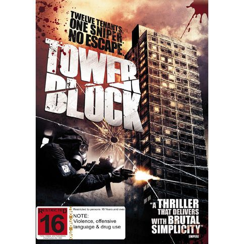 Tower Block DVD 1Disc