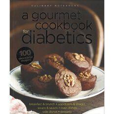 A Gourmet Cookbook for Diabetics by Nicola Greene