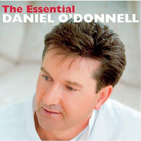 The Essential CD by Daniel ODonnell 2Disc