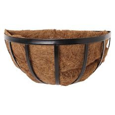 Westminster Wall Hanging Basket with Coconut Liner 35cm