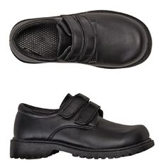 Basics Brand Junior 2 Touch Fast Strap Shoes