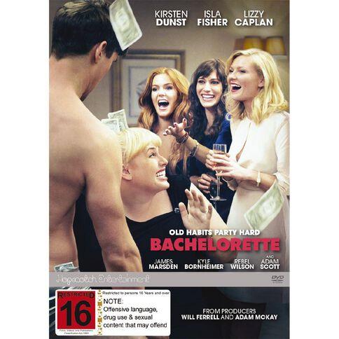 Bachelorette DVD 1Disc