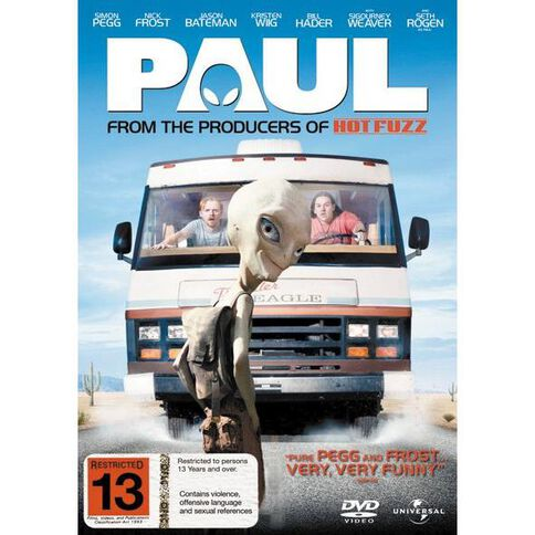 Paul DVD 1Disc