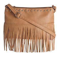 Debut Cross Body Tassel Handbag