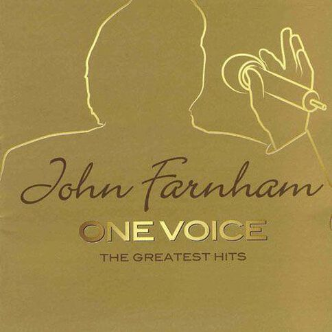One Voice Greatest Hits by Farnham John 2CD