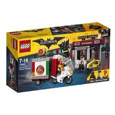 Batman LEGO Scarecrow Special Delivery 70910
