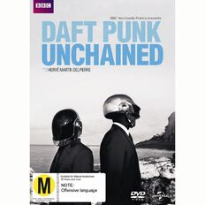 Daft Punk Unchained DVD 1Disc