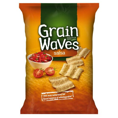 Bluebird Grainwaves Salsa 150g
