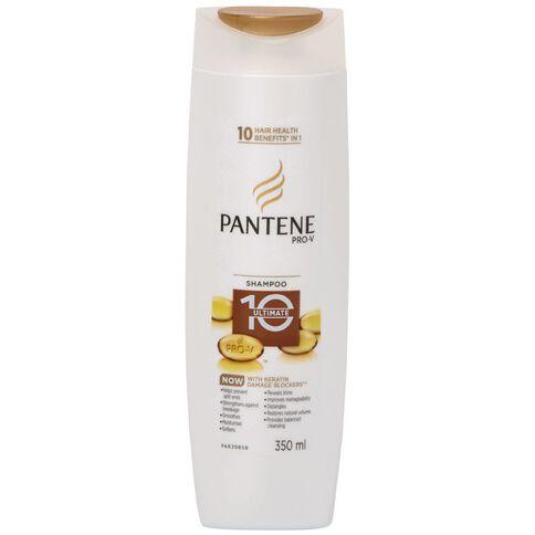 Pantene Shampoo Ultimate 10 350ml