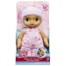 Baby Alive Snugglin' Sarina Assorted