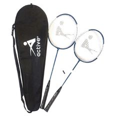 Active Intent Badminton 2 Player Set