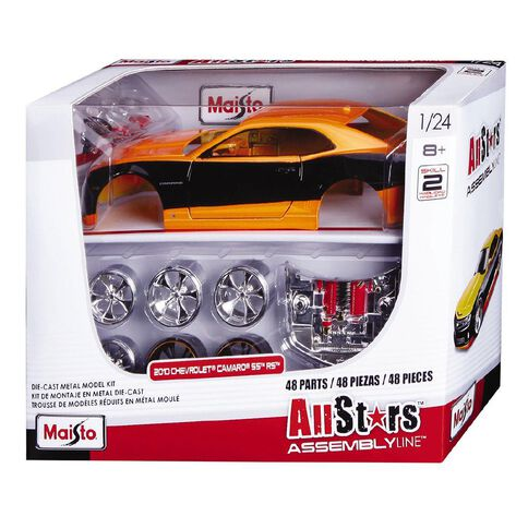 Maisto 1:24 Custom Shop Kit Set Assorted