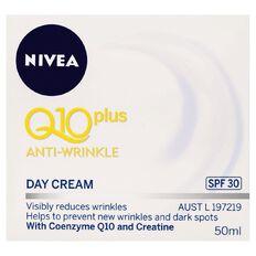 Nivea Visage Q10 Day Cream Plus Anti Wrinkle SPF30+ 50ml