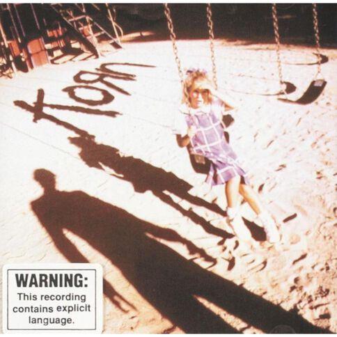 Korn CD by Korn 1Disc
