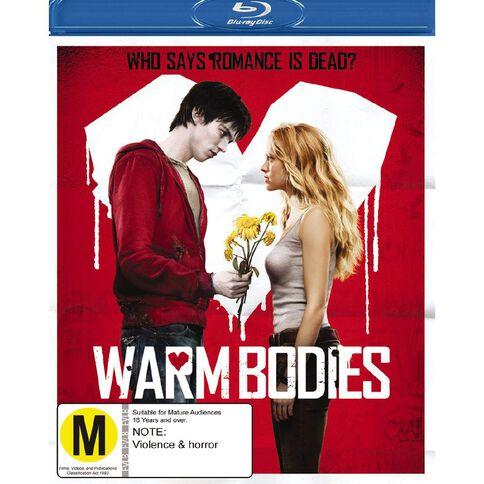 Warm Bodies Blu-ray 1Disc