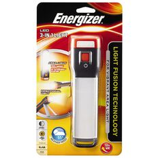 Energizer Fusion 3-in1 LED Torch