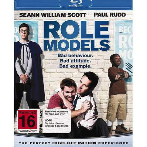 Role Models Blu-ray 1Disc