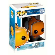 Pop Vinyl Finding Dory Nemo
