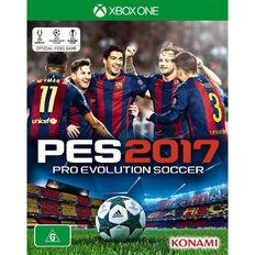 XboxOne Pro Evolution Soccer 2017