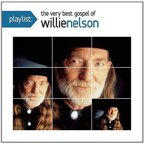 Playlist The Very Best of CD by Willie Nelson 1Disc