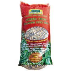 Burnet's Green Crop Manure Mixed 1kg