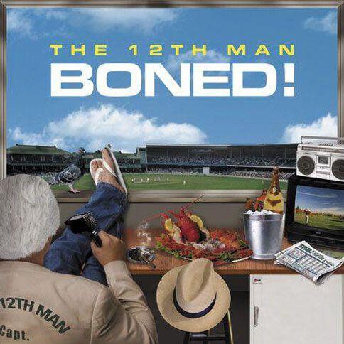 2CD The 12th Man Boned