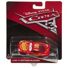 Disney Cars 3 Diecast Character Cars Assorted