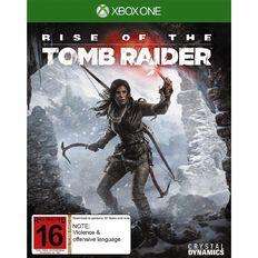 XboxOne Rise of the Tomb Raider