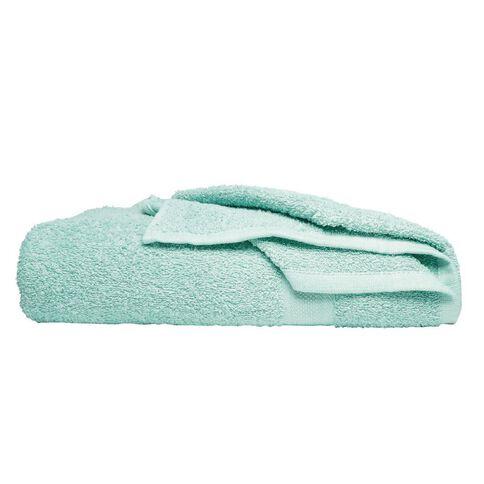 Necessities Brand Spa Towel Spearmint