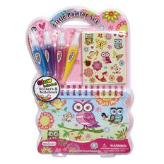 Princess Kits Little Painter Set Owl