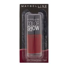Maybelline Colour Show Nail Polish Downtown Red