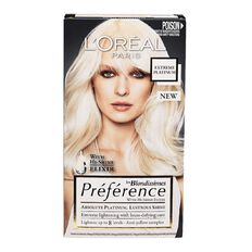L'Oreal Paris Preference Extreme Platinum