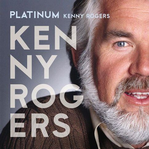 Platinum CD by Kenny Rogers 1Disc