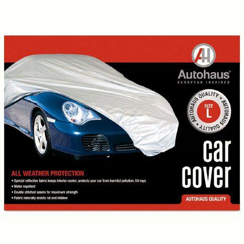 Autohaus Car Cover L