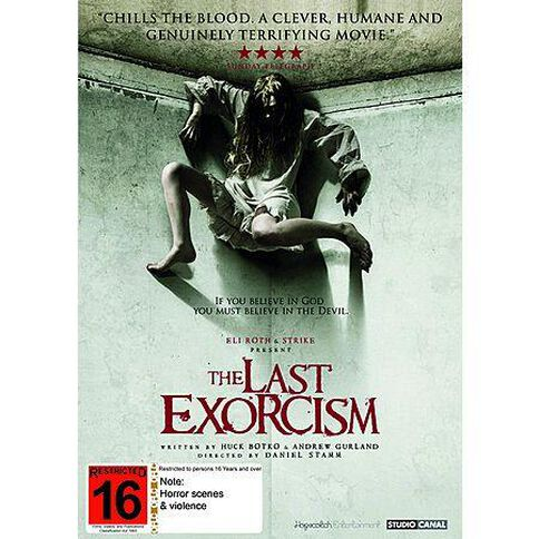 The Last Exorcism DVD 1Disc