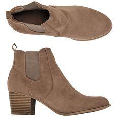 Basics Brand Women's Kitty Anklet Boots
