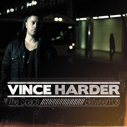 Vince Harder The Space Between Us. CD