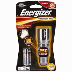 Energizer Vision HD Metal Light 250 Lumens