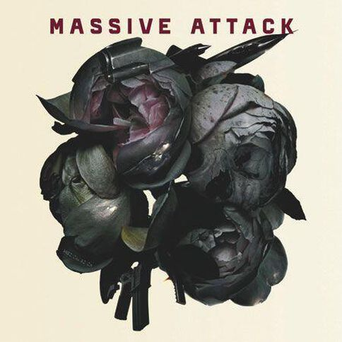 Collected CD by Massive Attack 1Disc