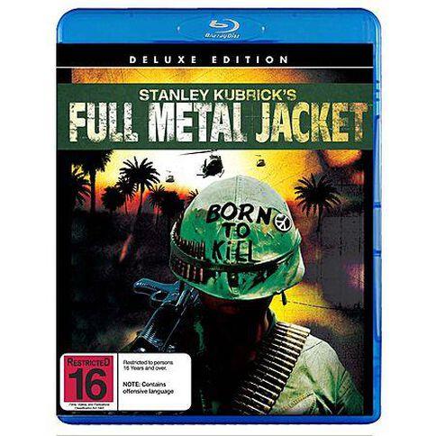 Full Metal Jacket Blu-ray 1Disc