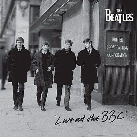 Live At The BBC (Volume 1 Repack) by The Beatles 2CD