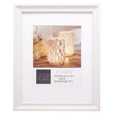 Design House Studio Frame White 11in x 14in