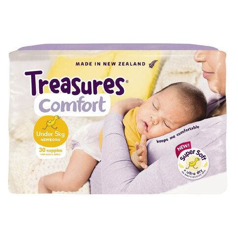 Treasures Standard Newborn 30 Pack