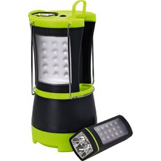 Navigator South LED Camping Lantern with 2 Detachable Torches