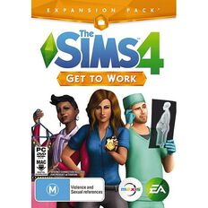 PC Games The Sims 4 Expansion Get To Work