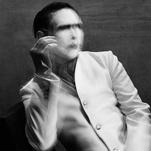 The Pale Emperor CD by Marilyn Manson 1Disc