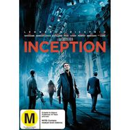 Inception DVD 1Disc